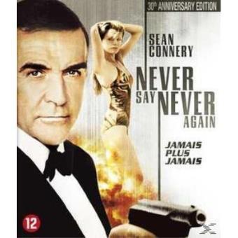 Nunca Mais Digas Nunca - Blu-ray Importação