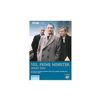 YES PRIME MINISTER-SERIE2 (DVD) (IM