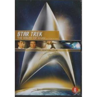Star Trek II - La colère de Khan - Import langue française