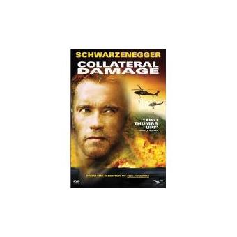COLLATERAL DAMAGE (DVD) (IMP)<PT.S