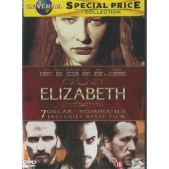 ELIZABETH-ED LUX-1 DVD-VN