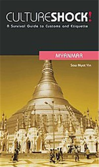 Culture Shock! Myanmar, Culture Shock! Guides