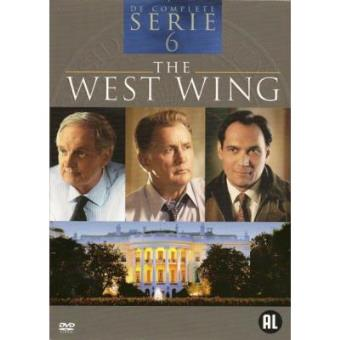 WEST WING 6/6 DVD/VN
