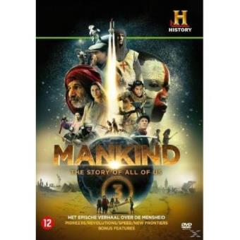 MANKIND THE STORY OF ALL OF US D3-VN