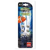 ROBO FISH - FISHFOOD 6 PIECES