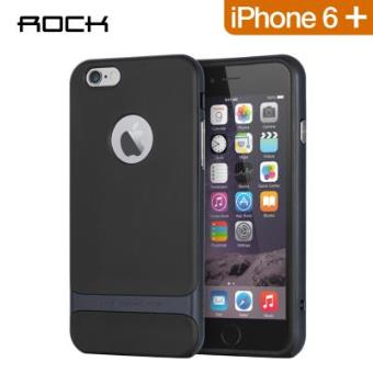 ROCK ROYCE CASE IPHONE 6+ BLACK