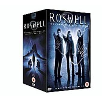 ROSWELL COMP. SEASONS (17DVD) (IMP)