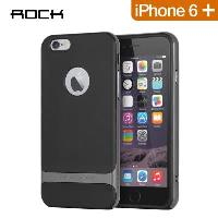 ROCK ROYCE CASE IPHONE 6+ SILVER