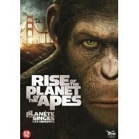 RISE OF THE PLANET OF THE APES-PLANETE DES SINGES-ORIGINES