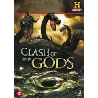 CLASH OF THE GODS-3 DVD-VN