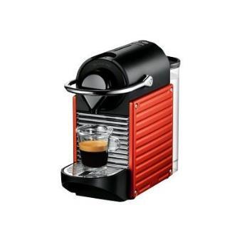 Nespresso Pixie Krups Red (XN3006)
