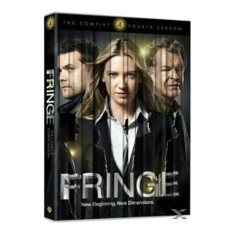FRINGE (SEASON 4) (DVD) (IMP)