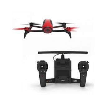 Drone Parrot Bebop 2 Rouge + Skycontroller Noir