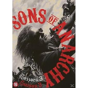 SONS OF ANARCHY 3-4 DVD-BILINGUE