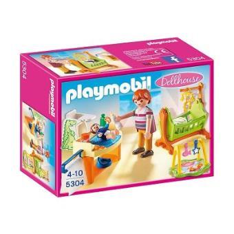 Playmobil Dollhouse 5304 Chambre de bébé - Playmobil - Achat & prix ...