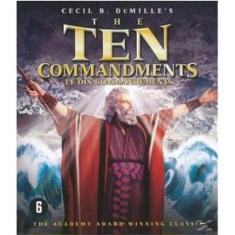 TEN COMMANDMENTS (2BD) (IMP)