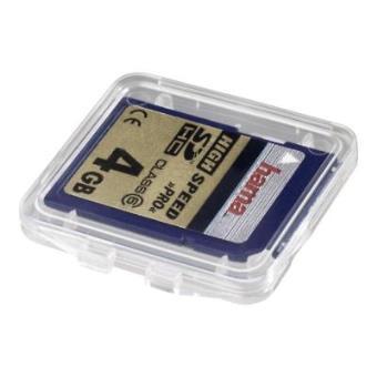 Hama SD Slim Box For 1SD Card