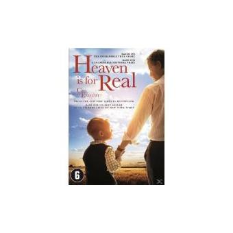 HEAVEN IS FOR REAL (DVD) (IMP)
