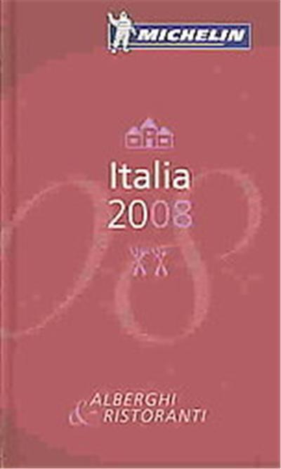 Michelin red guide 2008 italia michelin red guide italiag solutioingenieria Gallery