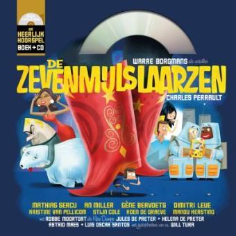 Heerlijk Hoorspel - Heerlijk Hoorspel, (Boek + CD)