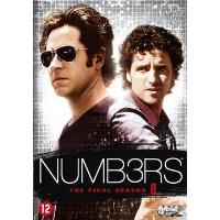 Numbers - Seizoen 6 DVD-Box