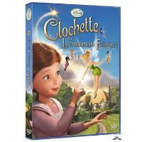 Clochette et l'Expédition féerique DVD