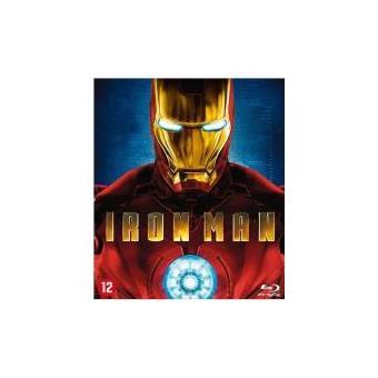 IRON MAN (BD) (IMP)