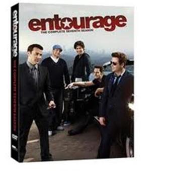 Entourage - Seizoen 7 DVD-Box