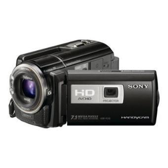 Sony Handycam HDR-PJ50VE - caméscope - lecteur de disque dur, stockage : carte Flash