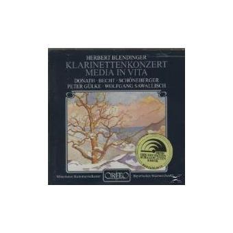 Clarinet Concerto/media I