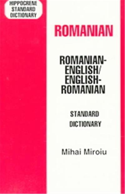 Romanian-English, English-Romanian Dictionary