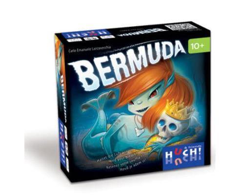 HUCH AND FRIENDS - Bermuda