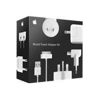 Apple World Travel Adapter Kit adaptateur secteur