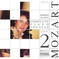 Mozart Klaviersonaten Vol.2