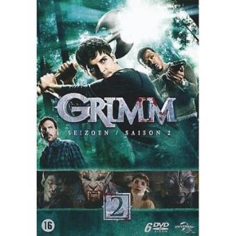 Grimm Season 2 DVD-Box
