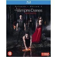 Vampire Diaries - Seizoen 5 Bluray Box