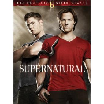 SUPERNATURAL (SEASON 6) (6DVD)(IMP)