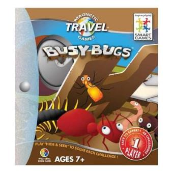 MAGNETIC TRAVEL SMARTGAMES BUSY BUGS