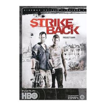 STRIKE BACK-CINEMAX S1-BIL