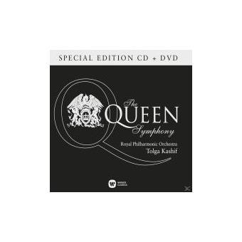 Queen symphony (CD+DVD)