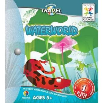 MAGNETIC TRAVEL SMARTGAMES WATERWORLD