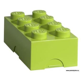 revendeur af399 5bb01 Lego 40231220 boite brique de rangement 8 plots taille m vert clair