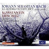 Johann Sebastian Bach: Klavierkonzerte BWV 1052-1058