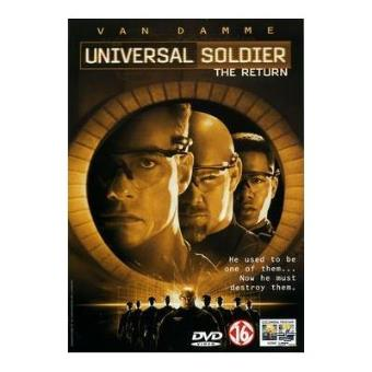 UNIVERSAL SOLDIER THE RETURN