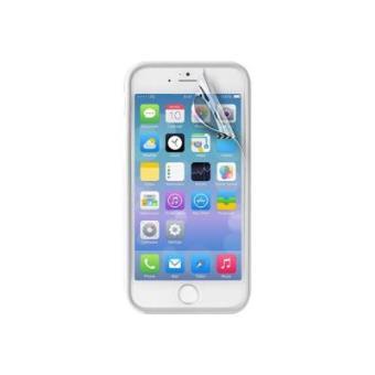 PURO IPHONE 6+ BUMPERCOVER GREY/WHITE + SCREEN PROTECTOR