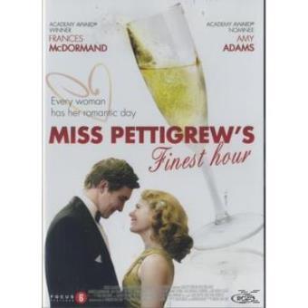 MISS PETTIGREW S FINEST HOUR-VN