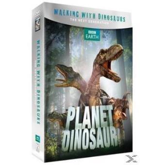 PLANET DINOSAUR-BBC EARTH-VN
