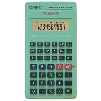 Casio FX Junior Plus Calculatrice