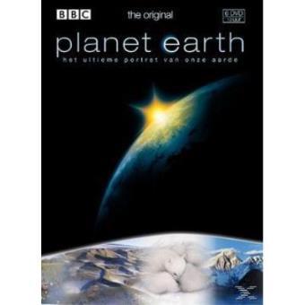 Planet Earth Bluray Box