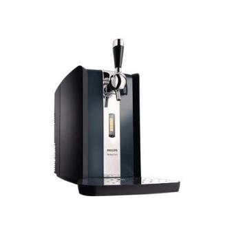 philips perfectdraft hd3620 fontaine bi re noir avec des touches chrome et m tal achat. Black Bedroom Furniture Sets. Home Design Ideas